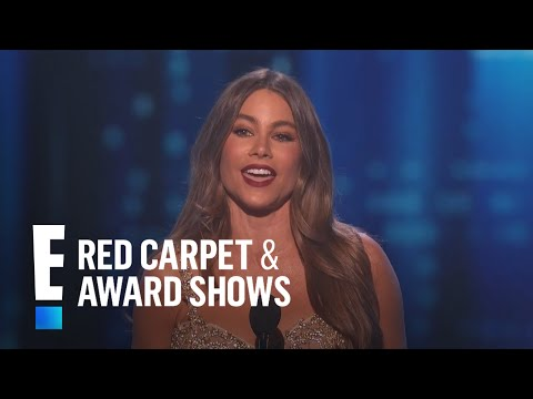 connectYoutube - Sofia Vergara is the People's Choice for