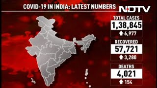 India Among 10 Worst Virus-Hit Nations After 4 Days Of Record Spikes - NDTV