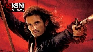 Orlando Bloom Says Pirates of the Caribbean 5 May Be a Soft Reboot - IGN News