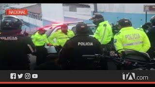 Detienen a dos sujetos que robaban en el centro y norte de Quito