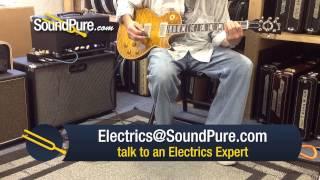 Gibson Les Paul Custom Shop Elegant - Quick n' Dirty