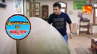 Vivaan Gets Trapped In A Bomb | Adventures Of Baalveer Returns - SABTV