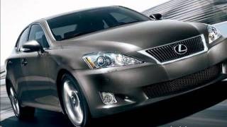 Spoil yourself in luxury with Lexus IS