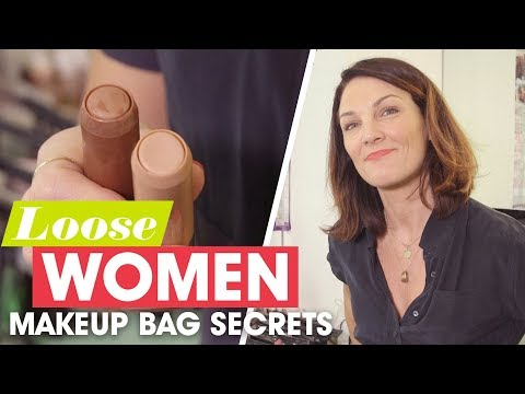 connectYoutube - Loose Women Makeup Bag Secrets | Loose Women