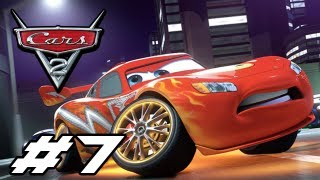 Cars 2 The Video-Game - Part 7 - Missiles=Awesome (HD Gameplay Walkthrough)