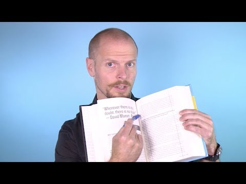 connectYoutube - Tim Ferriss' Trick for Reading Two Times Faster