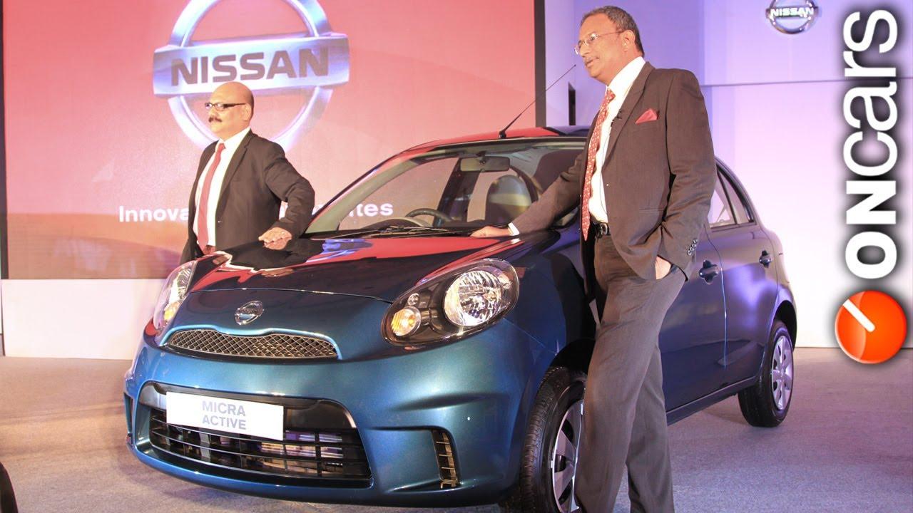 निसान launches refreshed pre-facelift माइक्रा एटी आरएस 3.50 lakh; calls it एक्टिव