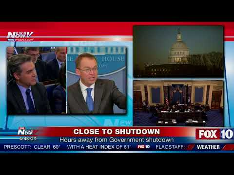 connectYoutube - Conversations continue as government nears shutdown (FNN)