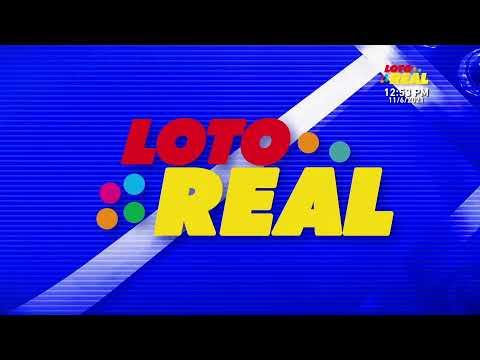 Sorteo Lotería Real 11-6-2021