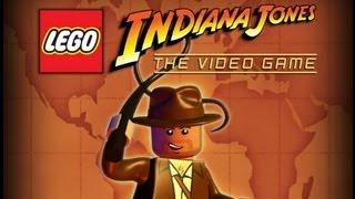 прохождение игры лего индиана джонс часть 2