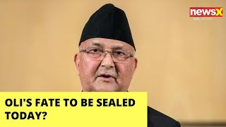 Oli's fate to be sealed?| Crucial meet today | NewsX - NEWSXLIVE