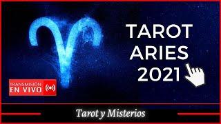 ???? TAROT ARIES 2021 (Mes a Mes)