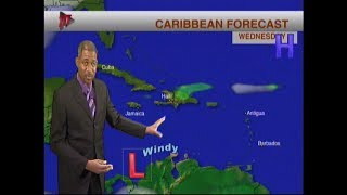 Caribbean Travel Weather - Wednesday February 5th 2020