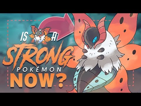 connectYoutube - Is Volcarona A Strong Pokemon Now? Gen 7 Competitive Analysis ft. PokeMEN