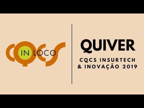Imagem post: Quiver no CQCS Insurtech & Inovação 2019