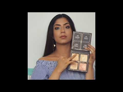 connectYoutube - Makeup Artist Shows How to Contour and Highlight Your Neckline