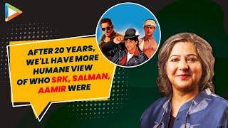 Kaveree on SRK, Salman, Aamir: backslash