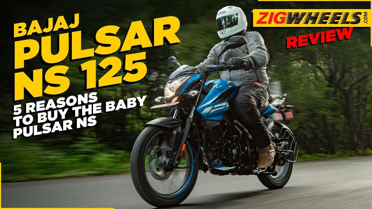 Bajaj Pulsar NS 125   Road Test Review   Best Sporty 125cc On Sale?