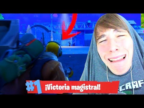 connectYoutube - *NUEVA SKIN LEGENDARIA* Destrozando DENTRO de la TORMENTA! Fortnite Battle Royale