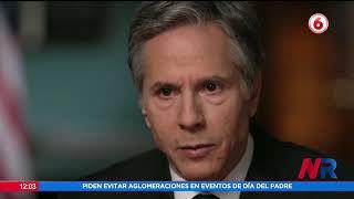 Secretario de estado de Estados Unidos visita Costa Rica