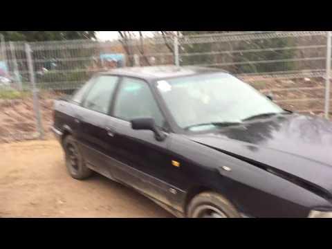 Audi 80 1989 m dalys