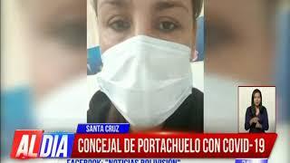 Alcalde de Portachuelo continúa aislado con COVID-19