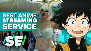 Best anime streaming services: Anime Expo weighs in | Stream Economy