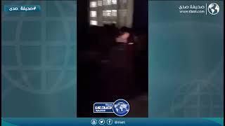 معلم صاد الطالب يغش على طريقته