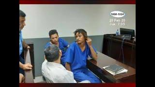Dos sujetos están siendo acusados de intentar abusar sexualmente de un menor de 11 años