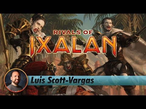 Rivals of Ixalan Draft   Channel LSV