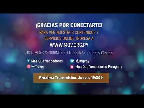 #MQVOnline - Servicio Semanal - 28/07/2021 19:30 h