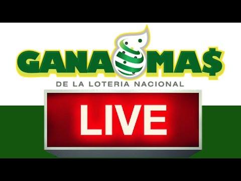 Lotería Gana Mas Resultados de hoy en vivo
