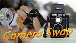 Camera Swap Ep. 2 - Lubitel 166
