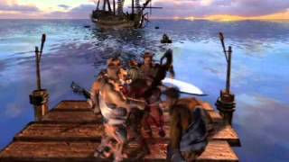 Age of Pirates: Captain Blood - Trailer [Трейлер]