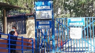 Hospital Roosevelt atiende a 40 pacientes covid-19