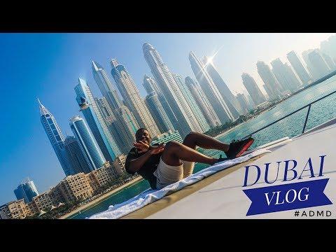 connectYoutube - Dubai Vlog Ep1 - Adventures of Michael Dapaah #ADMD