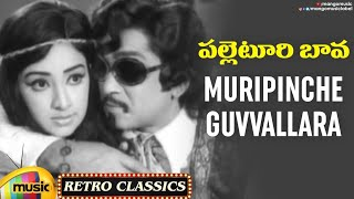 Muripinche Guvvallara Video Song | Telugu Old Hit Songs | Palletoori Bava Movie | ANR | Mango Music - MANGOMUSIC