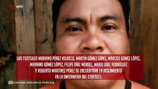 Exigen protección para indígenas presos en Chiapas ante la COVID-19
