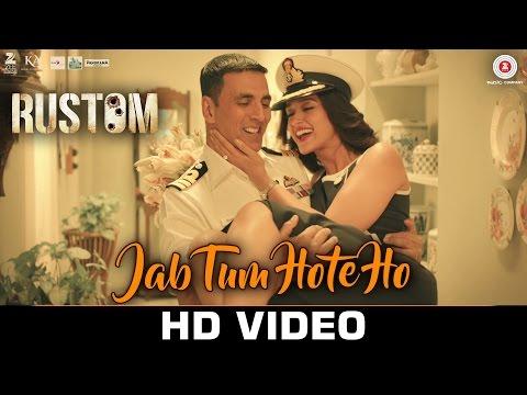 Jab Tum Hote Ho Lyrics - Rustom | Shreya Ghoshal