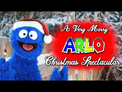 connectYoutube - A Very Merry Arlo Christmas Spectacular!