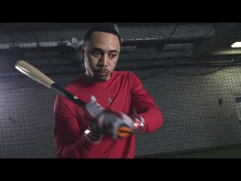 Mookie Betts Talks About Axe Bats