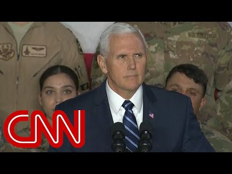 connectYoutube - Pence: No immigration negotiations until shutdown ends