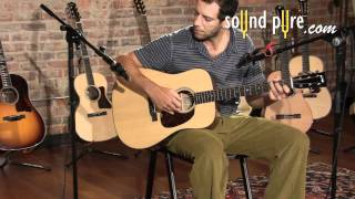 Collings D1 #18313 Acoustic Guitar Demo