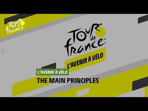 #TDF2021 - L'avenir à Vélo: The main principles