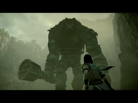 connectYoutube - Shadow of the Colossus Official Inside Bluepoint Games Video
