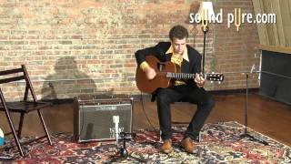 Rivera Sedona 55 Tube Amplifier Acoustic Electric Part 2 Demo Video