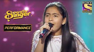 Shekinah Delivers A Rockstar Performance | Superstar Singer - SETINDIA