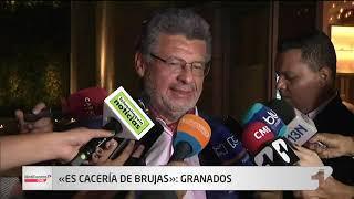 """Defensa del general Nicacio Martínez en caso de chuzadas dice que hay """"cacería de brujas"""""""