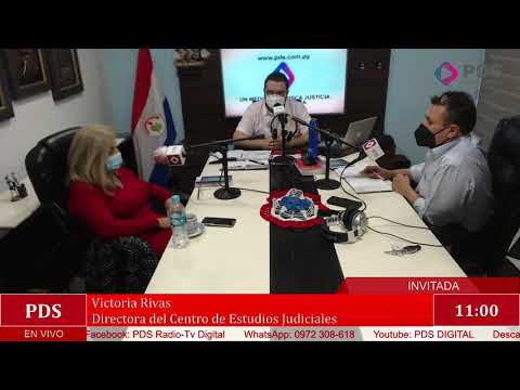Entrevista- Victoria Rivas- Directora del Gremio Estudios Judiciales Parte 3