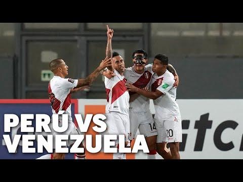 Eliminatorias Sudamericanas fecha 6 | Perú 1 - Venezuela 0 | Qatar 2022